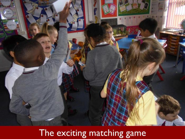 03 The exciting matching game