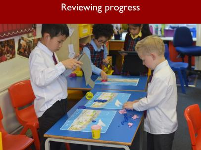 10 Reviewing progress