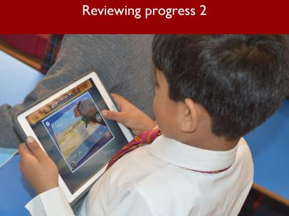 11 Reviewing progress 2