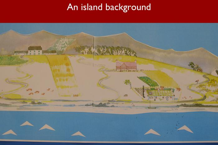 2 An island background