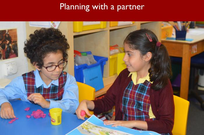 6 Planning with a partner