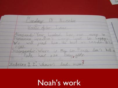10 Noahs work