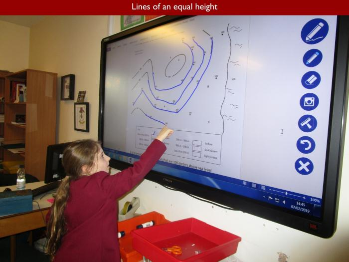 10 Lines of an equal height