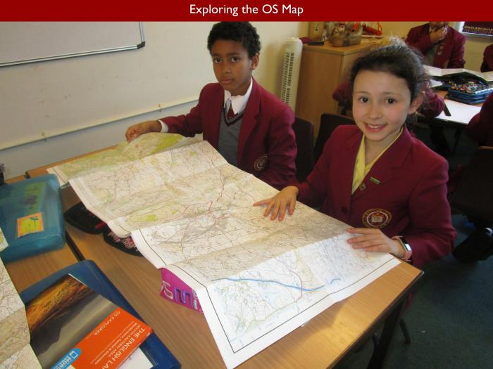 6 Exploring the OS Map