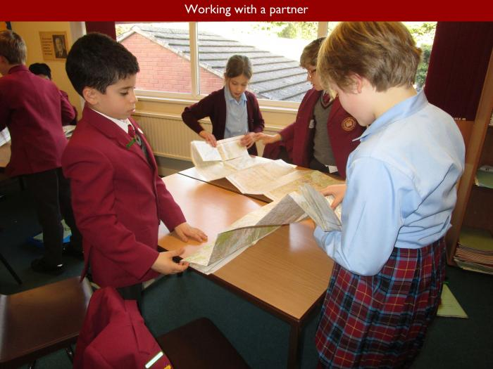 8 Working with a partner