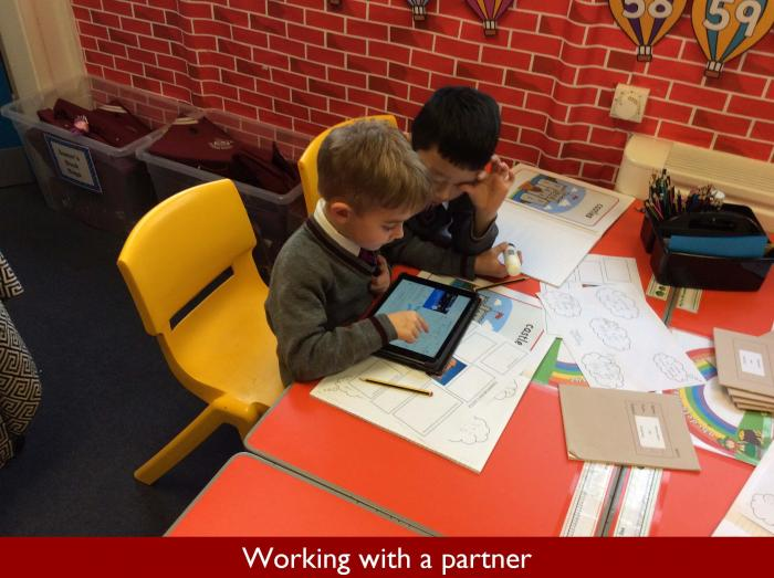7 Working with a partner