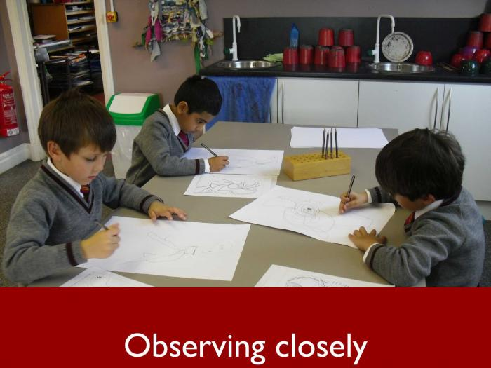 2 Observing closely