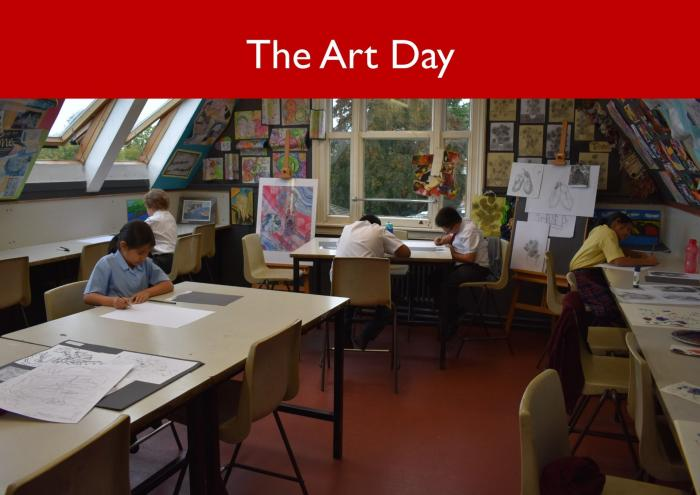 A1 The Art Day