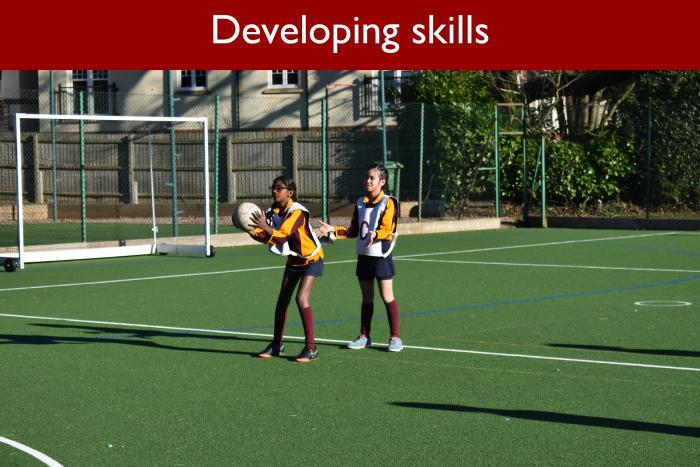 4 Developing skills