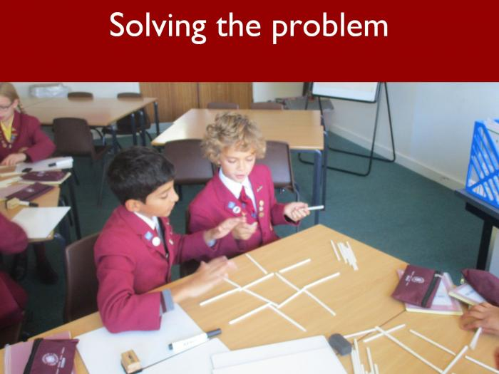 4 Solving the problem