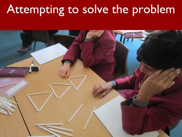 6 Attempting to solve the problem