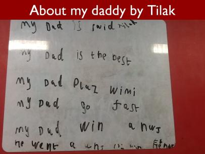 11 About my daddy by Tilak