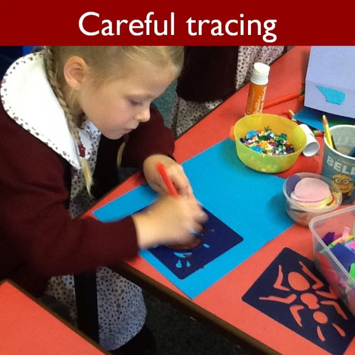 15 Careful tracing
