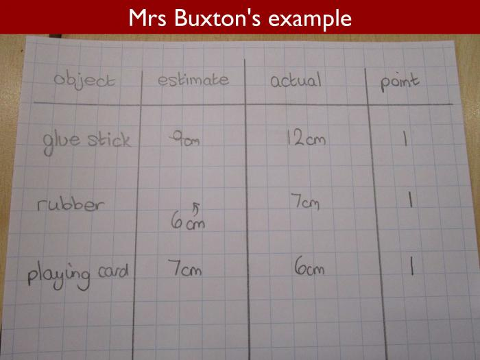 8 Mrs Buxtons example
