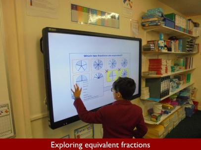 04 Exploring equivalent fractions