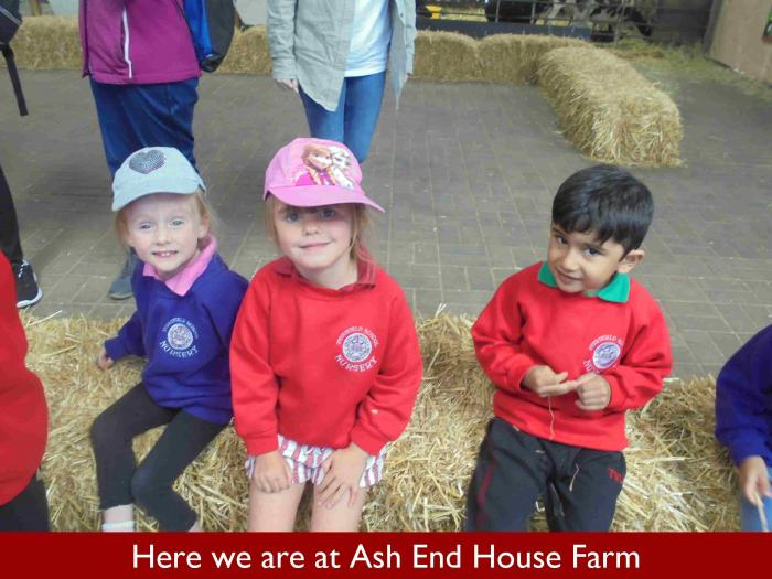 15 Here we are at Ash End House Farm