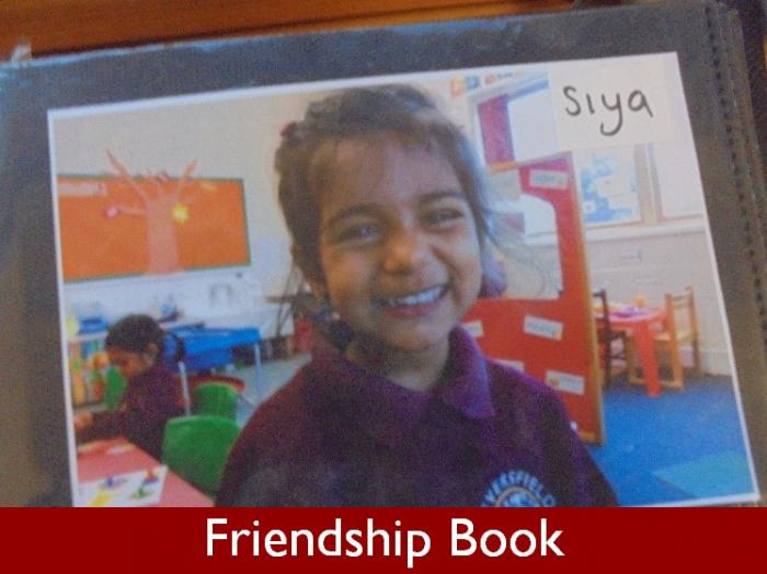 5 Friendship Book