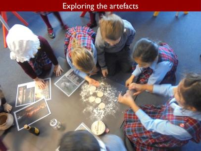 04 Exploring the artefacts