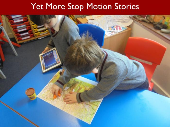 26 Yet More Stop Motion Stories