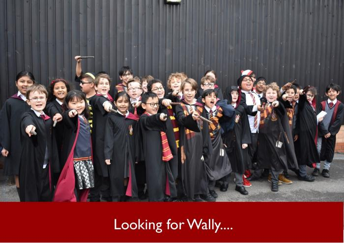 46 Looking for Wally