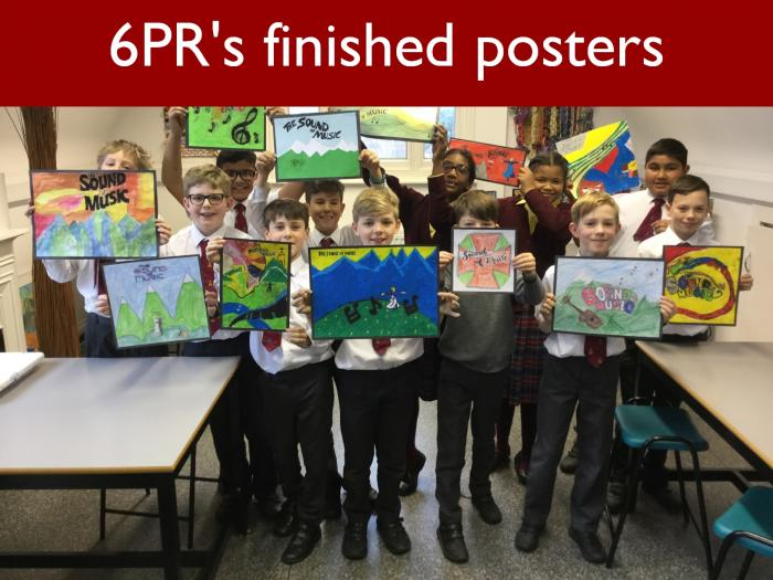 7 6PRs finished posters