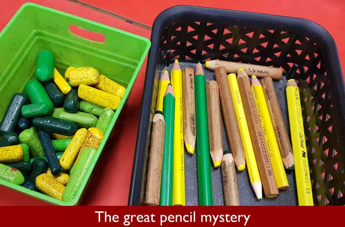 07 The great pencil mystery
