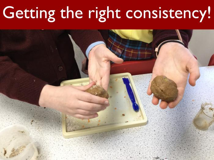 5 Getting the right consistency