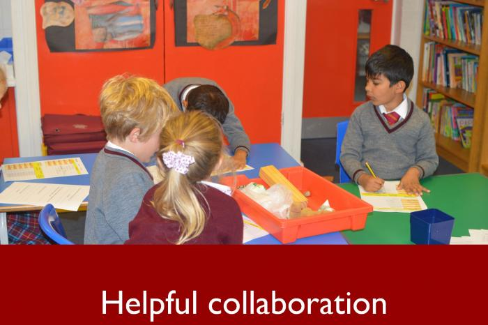 6 Helpful collaboration