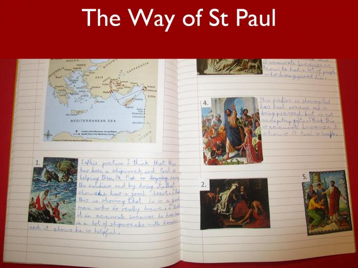 The Way of St Paul