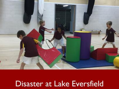 2 Disaster at Lake Eversfield