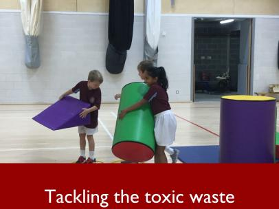 3 Tackling the toxic waste
