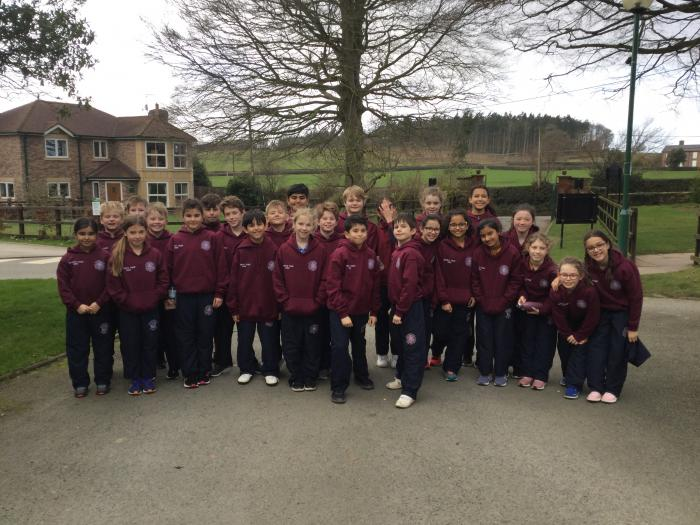 Adventures at Packwood Haugh: Year 5 Sports Tour