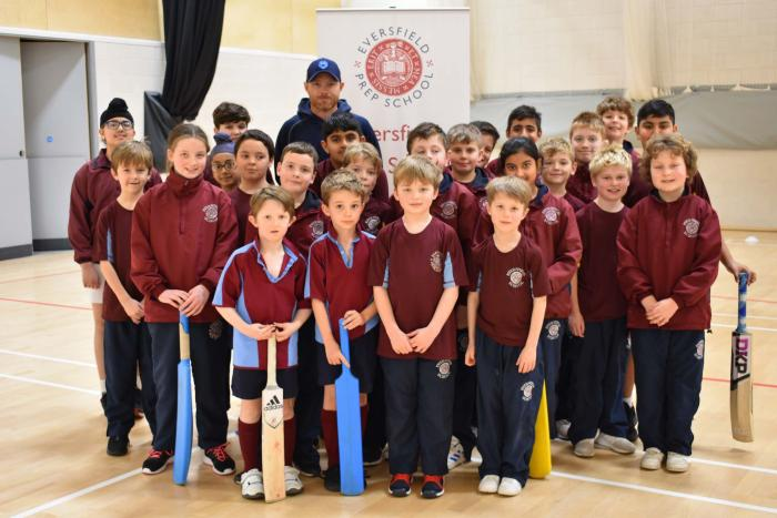 Batting Masterclass with England Cricket Legend
