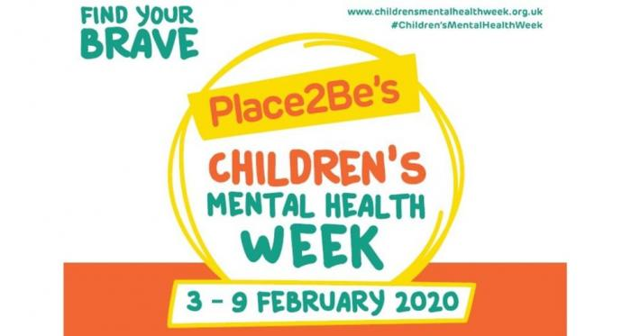 Be Brave Be Well: Children's Mental Health Week