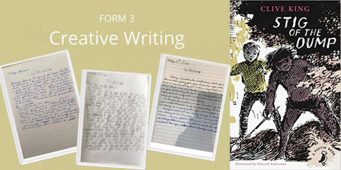Form 3 Creative Writing Twitter