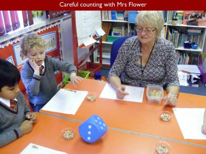 11 Careful counting with Mrs Flower
