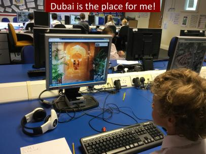 11 Dubai is the place for me