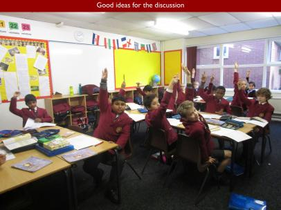 Blog 5MS Latin 11 Good ideas for the discussion