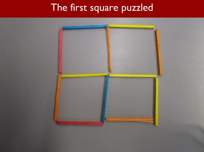 Blog Form 3 Scholars 4 The first square puzzled