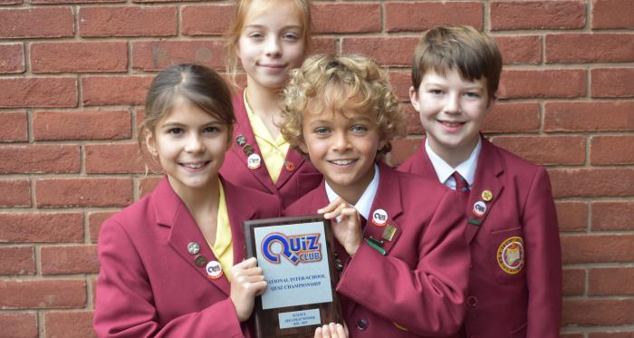 Eversfield scientists have the winning formula
