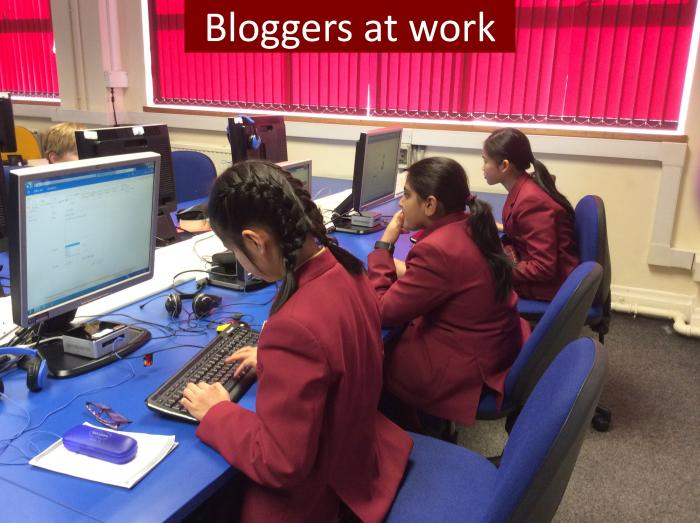 Blogging About Blogging