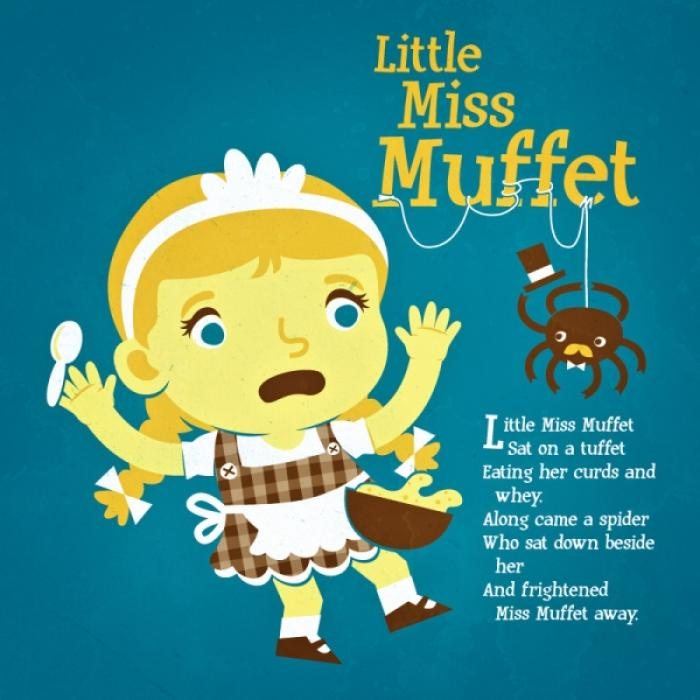 1 Little Miss Muffet