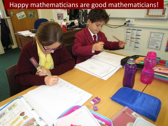10 Happy mathematicians are good mathematicians