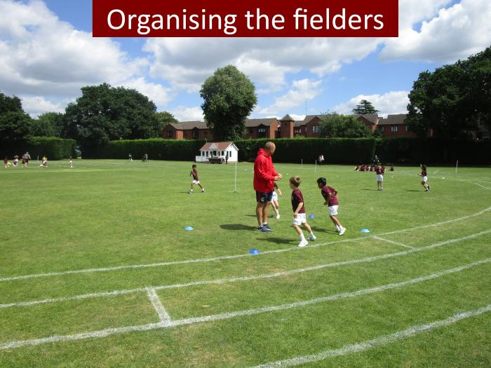 10 Organising the fielders