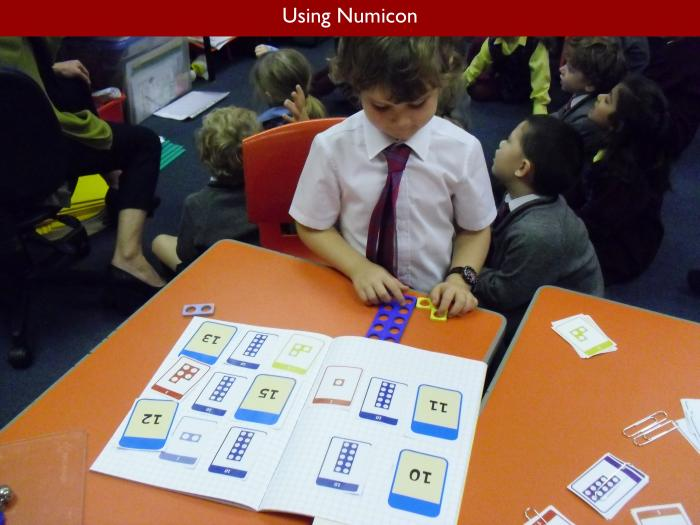 10 Using Numicon