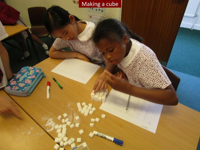 12 Making a cube