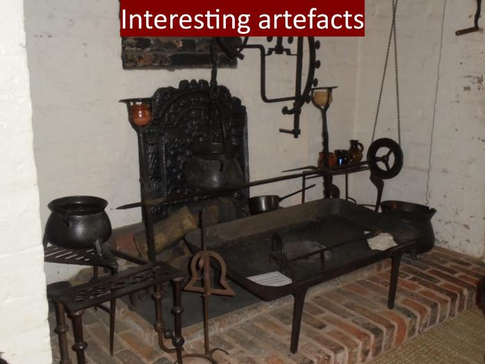 2 An interesting table of artefacts