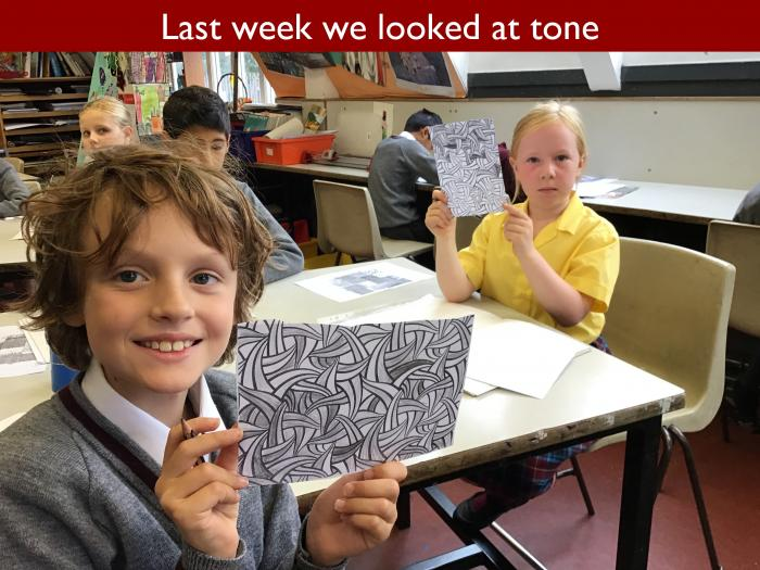 2 Last week we looked at tone