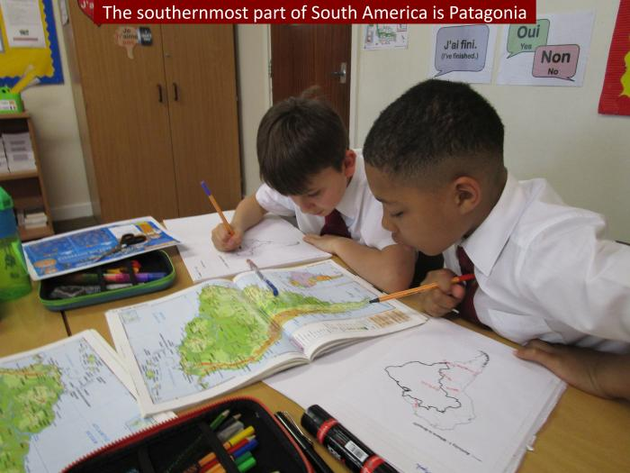 20 The southernmost part of South America is Patagonia