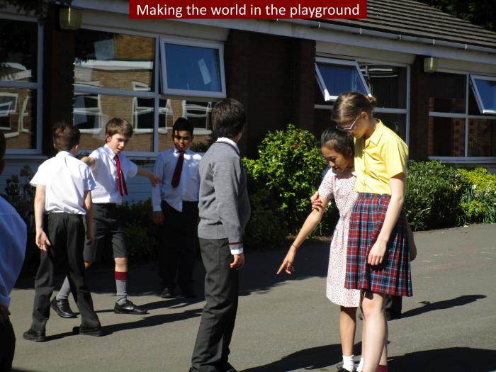 3 Making the world in the playground